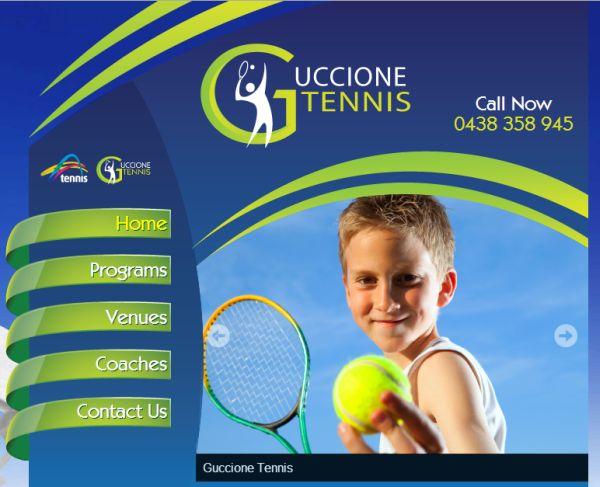 Guccione Tennis